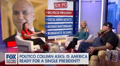 New York City Matchmaker on Fox Nation